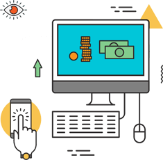 Webdesing si Ecommerce  - services5 - Servicii promovare online oferite
