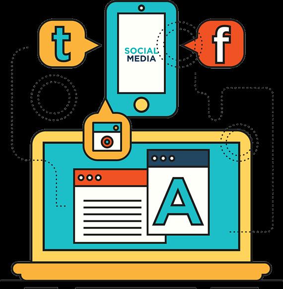 - social photo - Social Media Marketing